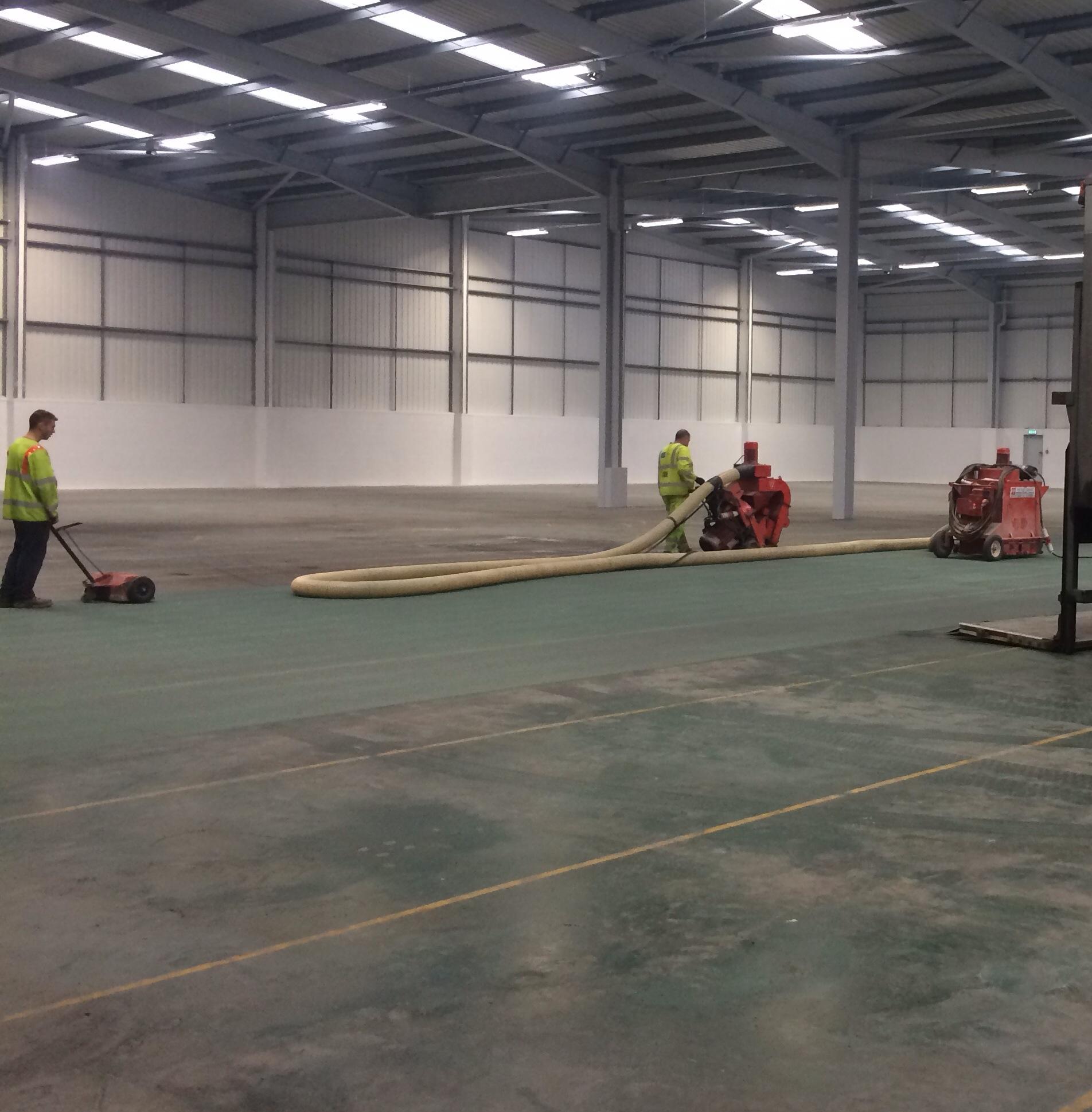 Industrial Floor Coatings - CCPD